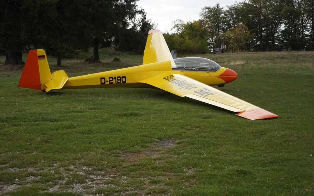 Un nouveau planeur école pour voler plus souvent